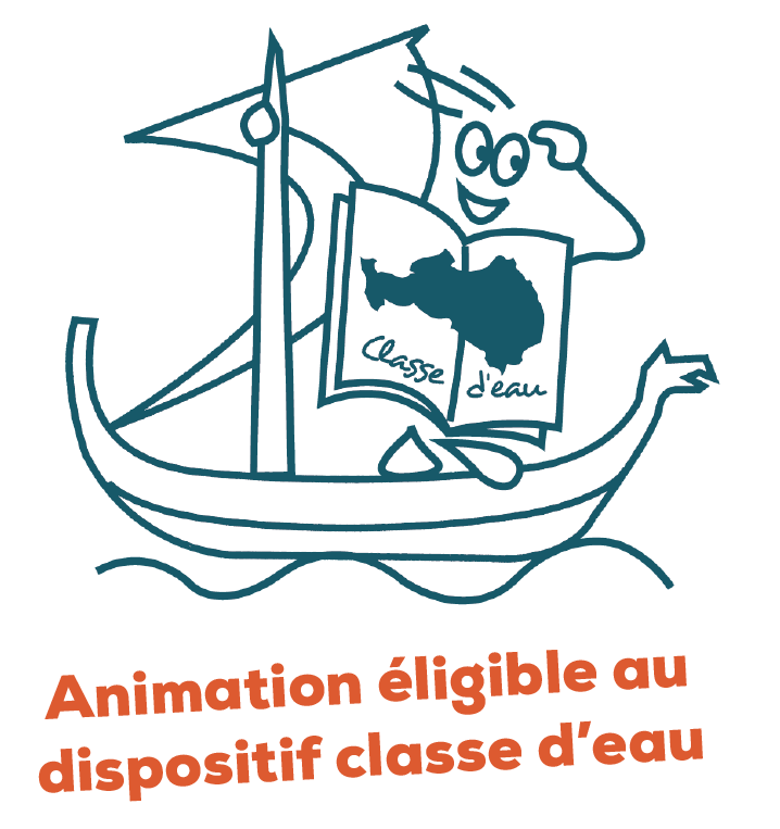 Animation éligible au dispositif classe d'eau